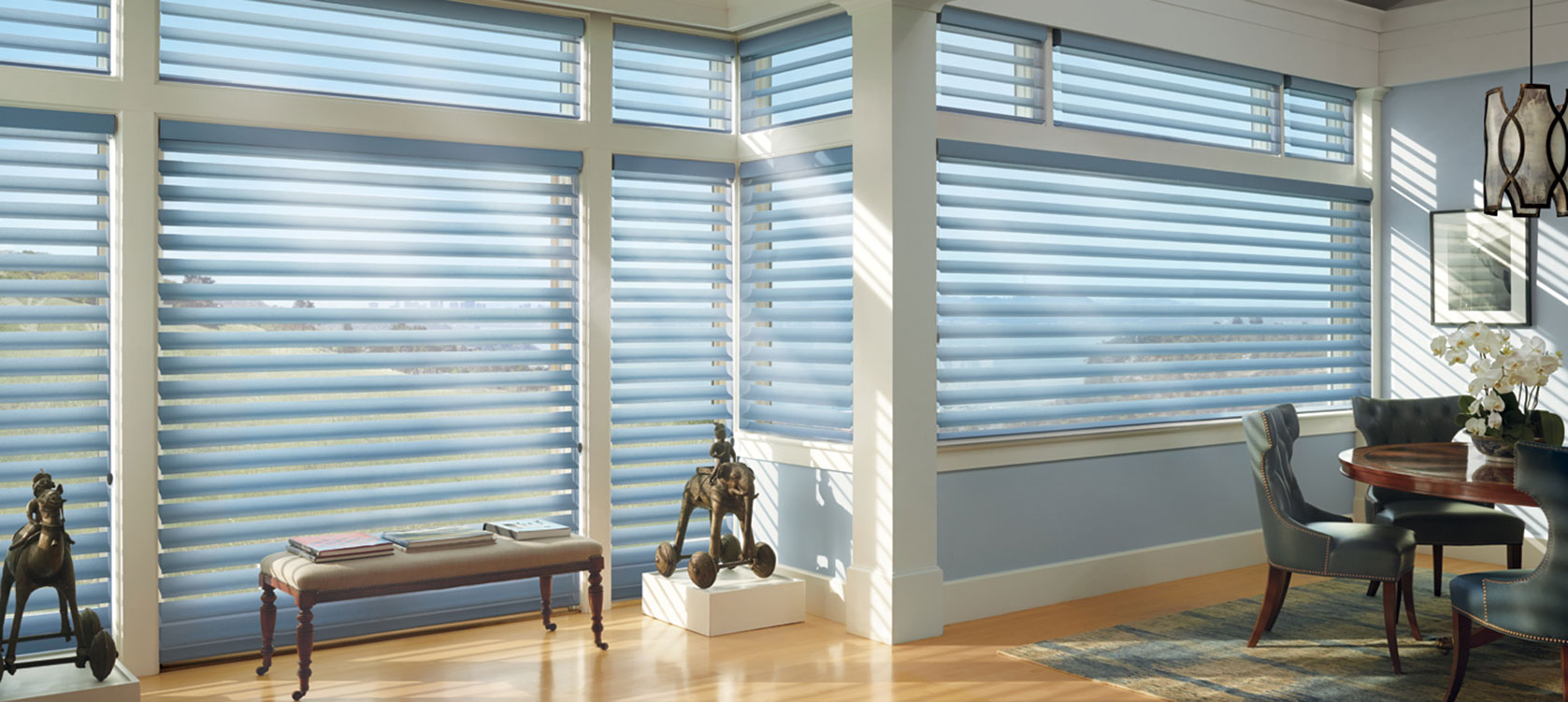 The drapery guy westlake village ca window treatments for Hunter douglas motorized blinds troubleshooting